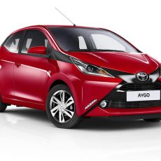 TOYOTA AYGO 1.0 business
