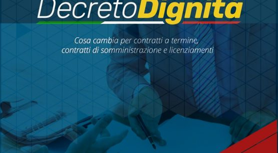 Lavoro: le principali novità del decreto dignità