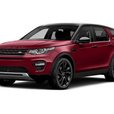 LAND ROVER DISCOVERY SPORT 2.0 TD4