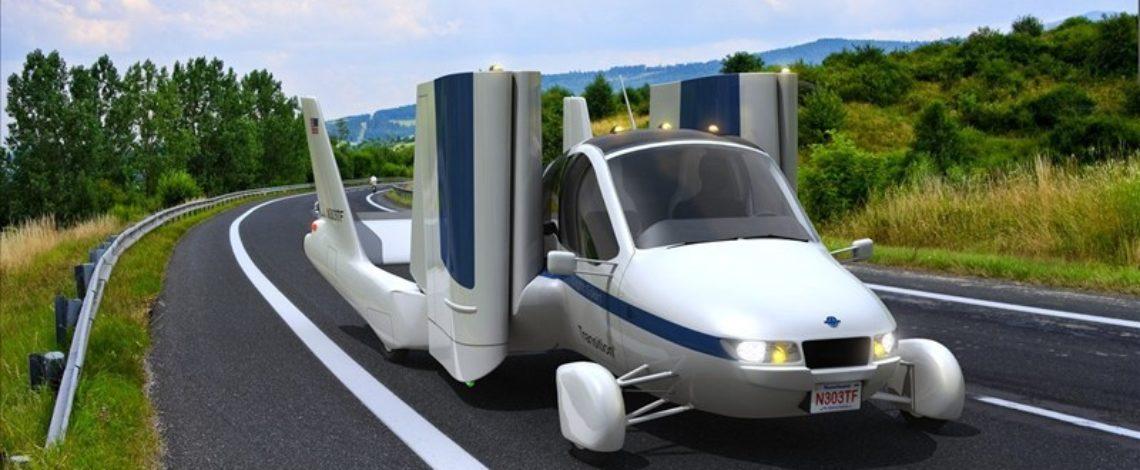 L'auto volante è realtà: Terrafugia Transition si può ordinare